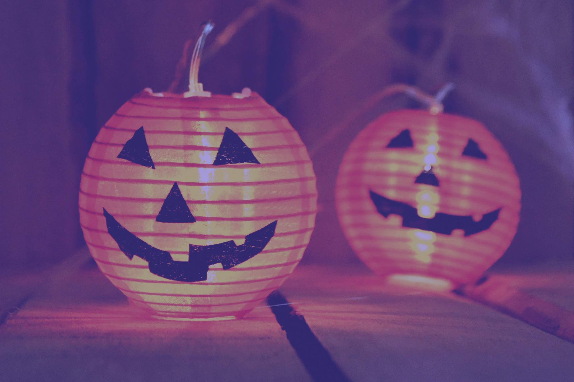 Vocabulario útil para hablar sobre el miedo en halloween