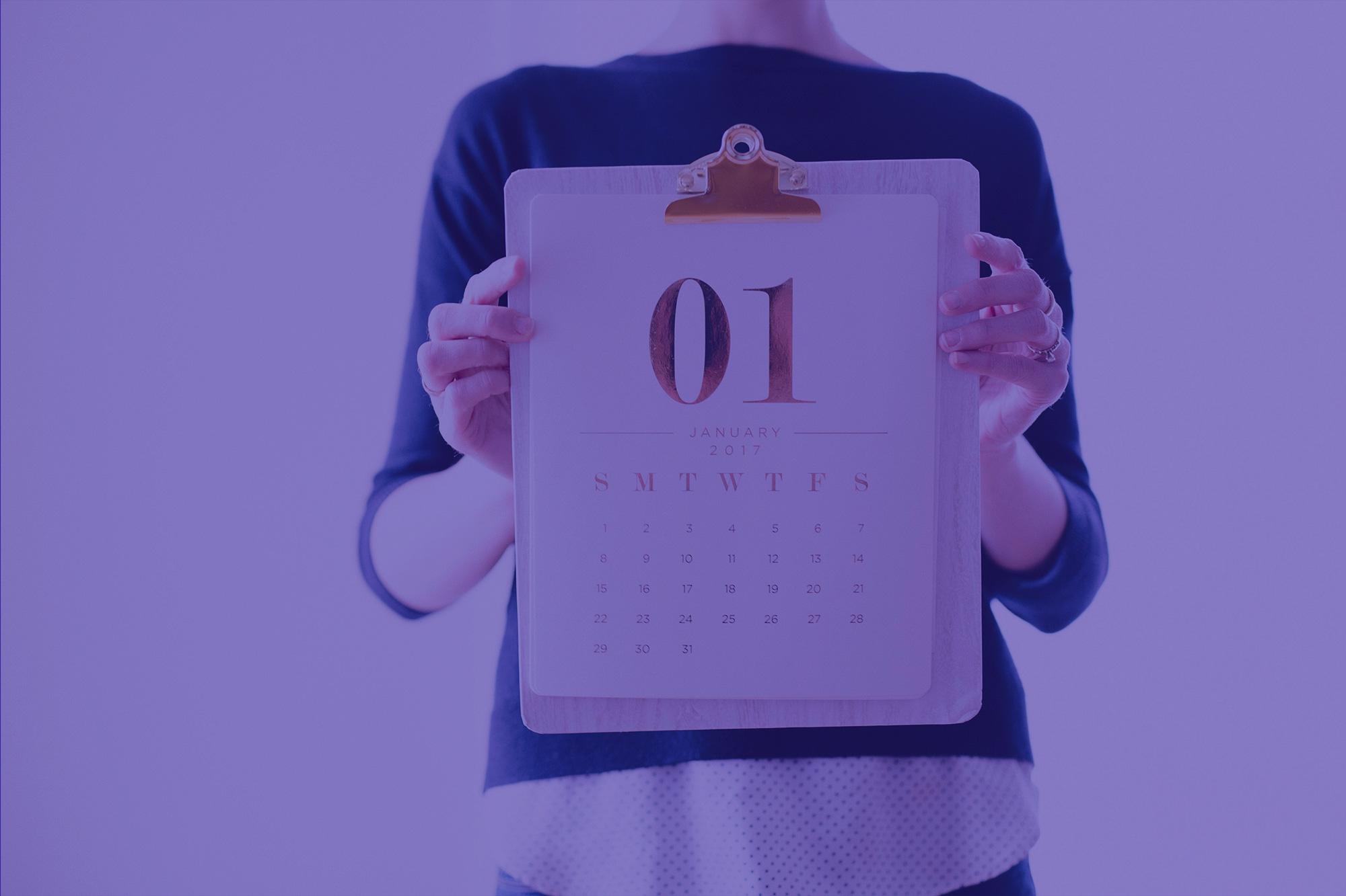 Cómo se dice y se escribe la fecha en inglés