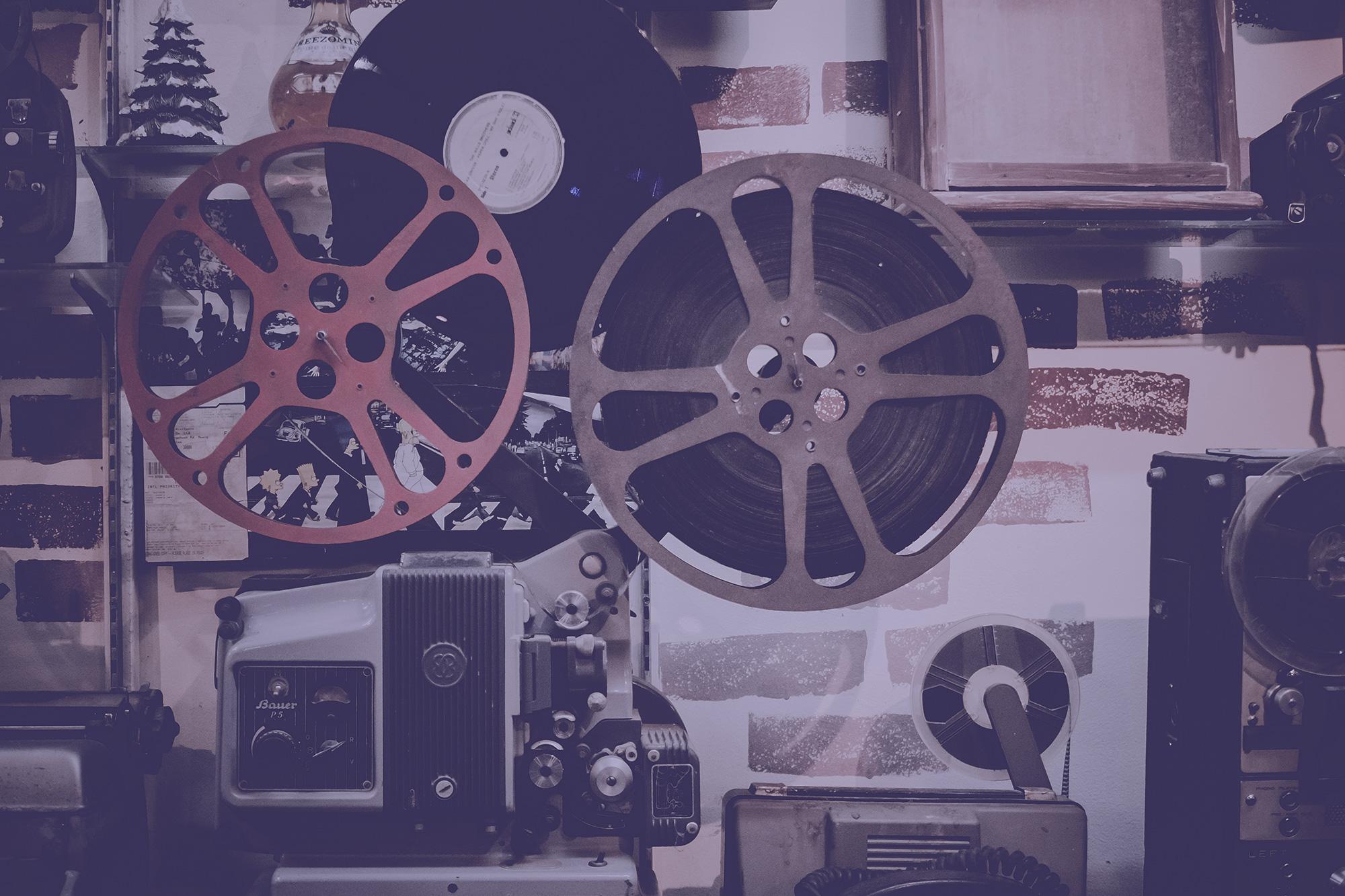 Vocabulario sobre cine en inglés